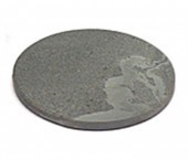 Round Coaster - {cf_product_letter_height}