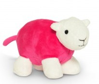 Baby Herdy Pink - {cf_product_letter_height}