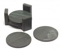 Circular Coasters - {cf_product_letter_height}