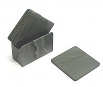 Square Coasters - {cf_product_letter_height}