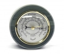Sloped Round Barometer - {cf_product_letter_height}