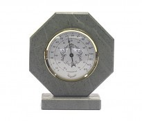 Slim Octagonal Thermometer - {cf_product_letter_height}
