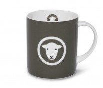 Herdy Classic Mug Grey - {cf_product_letter_height}