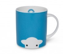 Herdy Peep Mug Blue - {cf_product_letter_height}