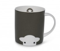 Herdy Peep Mug Grey - {cf_product_letter_height}