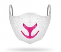 Herdy Smile Face Mask Pink - {cf_product_letter_height}