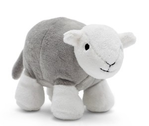 Baby Herdy Grey - {cf_product_letter_height}
