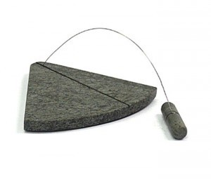 Curved Cheese Board - {cf_product_letter_height}