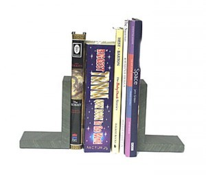 Bookends - Plain - {cf_product_letter_height}
