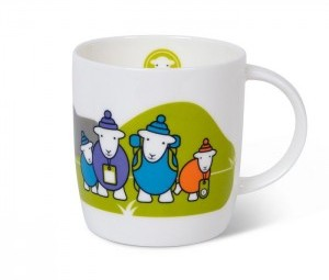 Herdy Hiker Mug - {cf_product_letter_height}