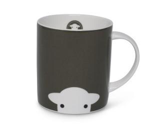 Herdy Peep Mug Grey - {cf_product_letter_height}