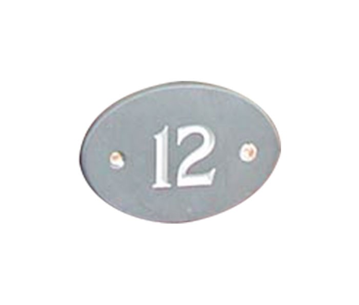 Oval Number Plate - {cf_numplate_letter_height}