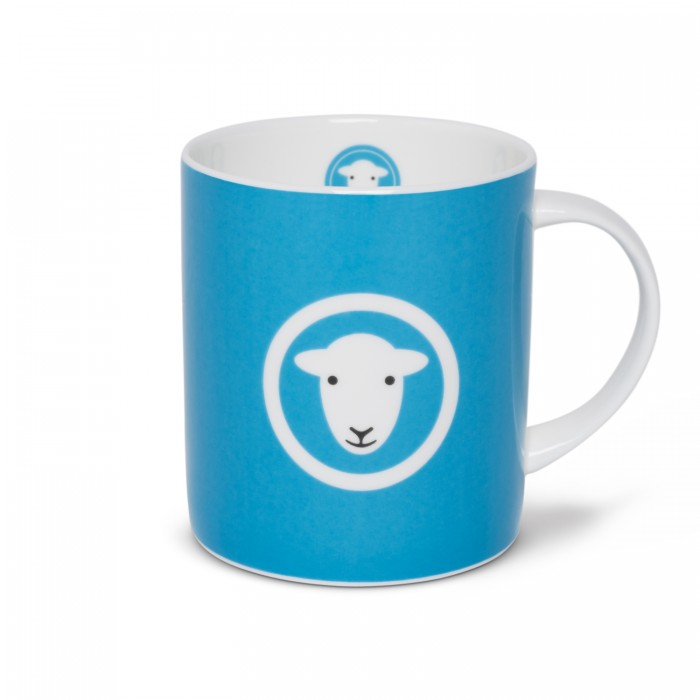 Herdy Classic Mug Blue - {cf_product_letter_height}