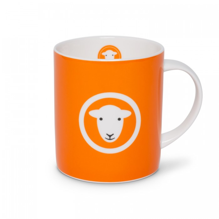 Herdy Classic Mug Orange - {cf_product_letter_height}