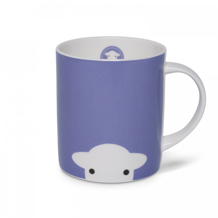Herdy Peep Mug Purple - {cf_product_letter_height}